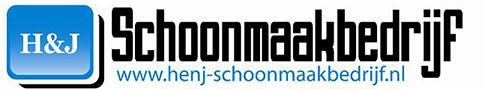 H&J Schoonmaakbedrijf logo